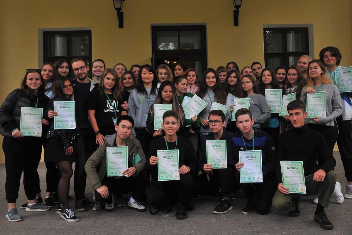 Первокурсники приняли участие в образовательном семинаре «Молодежная инициатива»