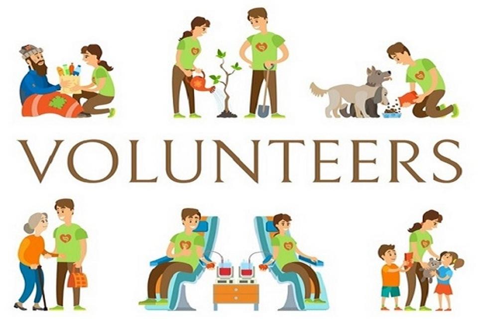 Четырёхдневный марафон вебинаров по добровольчеству