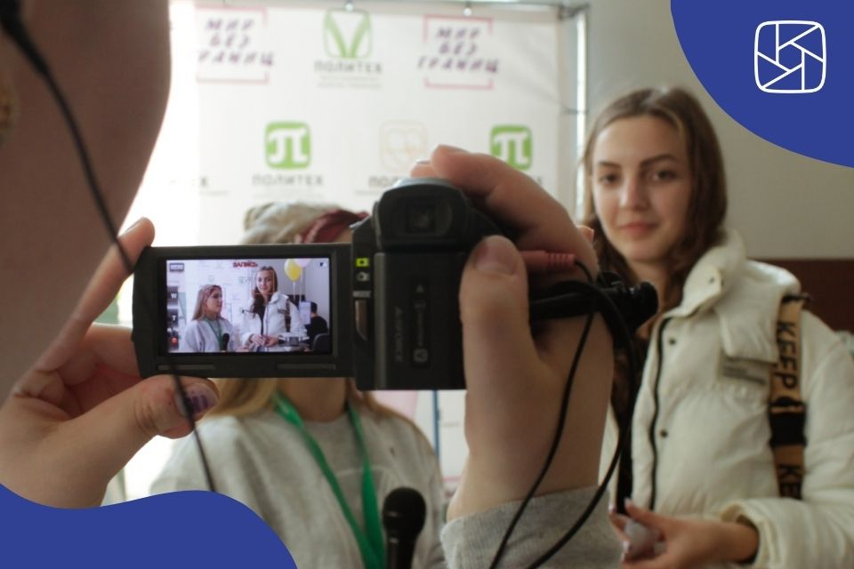 Креативный продюсер видеоконтента провел встречу с командой видеопроектов ЦМП «Гармония»