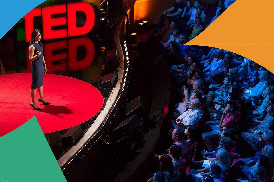 Выступления TED: эффективный формат