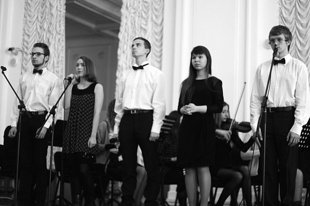 Благотворительный концерт «Мир без границ»
